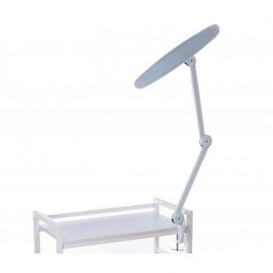 Kosmetologinė LED lempa 24W (tvirtinama prie stalo) 6