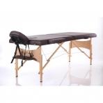 Sulankstomas masažo stalas Classic 2 (Coffee)