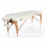 Sulankstomas masažo stalas Vip 2 (Cream)