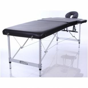 Saliekamais masāžas galds Alu L2 (Black)