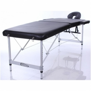 Sulankstomas masažo stalas Restpro Alu M2/Black