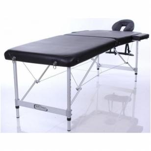 Saliekamais masāžas galds Alu S2 (Black)