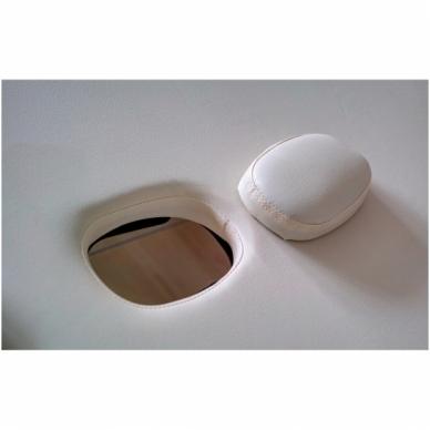 Sulankstomas masažo stalas Alu L2 (Cream) 9