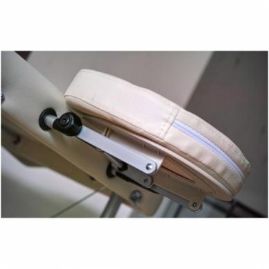 Sulankstomas masažo stalas ALU S2 (Cream) 4