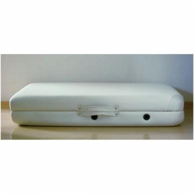 Sulankstomas masažo stalas ALU S2 (Cream) 6