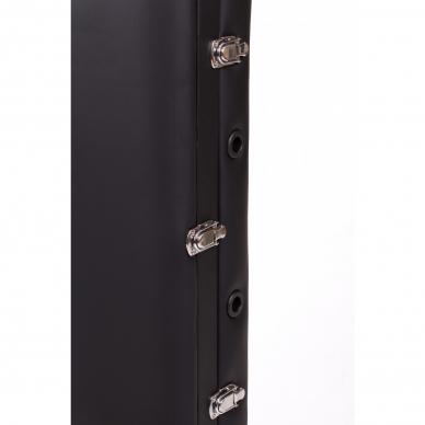 Sulankstomas masažo stalas ALU 3 (Black) 5