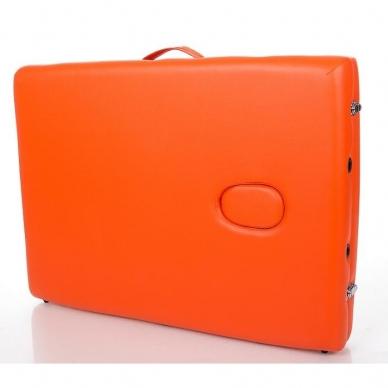 Kokkupandav massaažilaud Classic 2 (Orange) 3