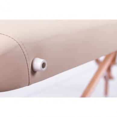 Sulankstomas masažo stalas Restpro Memory 3/Beige 8