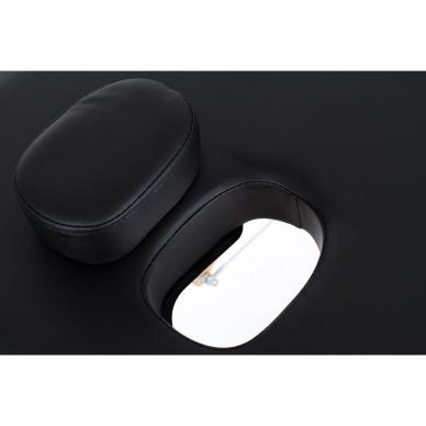Sulankstomas masažo stalas Vip 2 (Black) 4