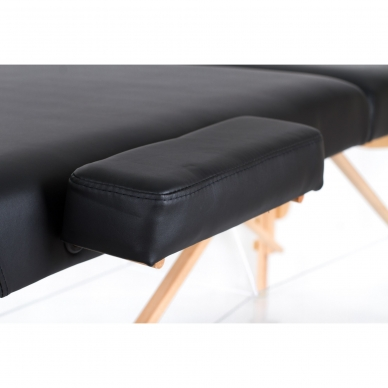Sulankstomas masažo stalas Vip 2 (Black) 5