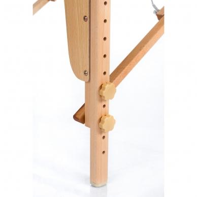 Sulankstomas masažo stalas Vip 2 (Black) 8