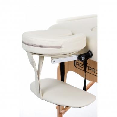 Sulankstomas masažo stalas Vip 2 (Cream) 3