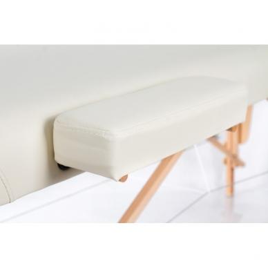 Sulankstomas masažo stalas Vip 2 (Cream) 6
