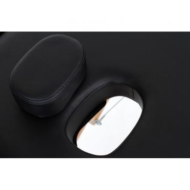 Sulankstomas masažo stalas Vip 3 (Black) 5