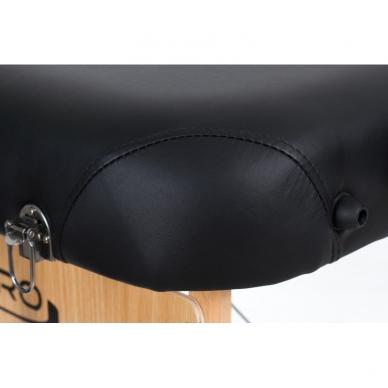 Sulankstomas masažo stalas Vip 3 (Black) 7