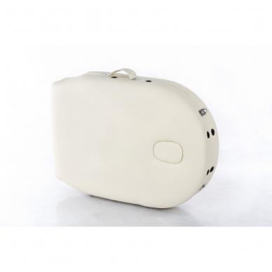 Kokkupandav massaažilaud Vip Oval 2 (Cream) 10