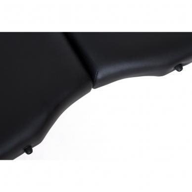 Kokkupandav massaažilaud Vip Oval 3 (Black) 9