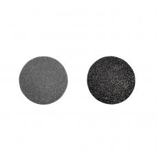 Pedikīra ierīces Silk'n VacuPedi Medium&Rough pulēšanas galviņas (2 gab.)