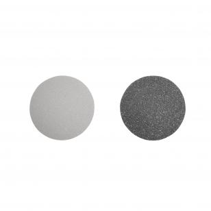 Silk'n VacuPedi Soft&Medium puhastusotsikud (2 tk.)