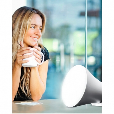 Šviesos terapijos lempa Lanaform Daylight Lamp 10.000 Lux 2