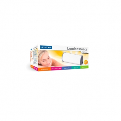 Šviesos terapijos lempa Lanaform Luminescence 10.000 Lux 4