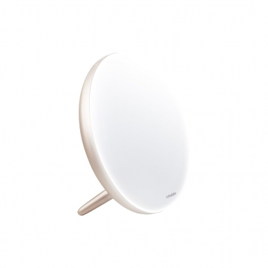 Šviesos terapijos lempa Lanaform Lumino LED champagne 2