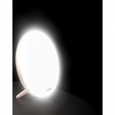 Šviesos terapijos lempa Lanaform Lumino LED champagne 3