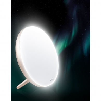 Šviesos terapijos lempa Lanaform Lumino LED Champagne 10.000 Lux 6