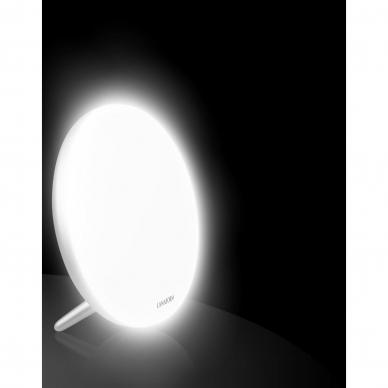 Šviesos terapijos lempa Lanaform Lumino LED Silver 10.000 Lux 3