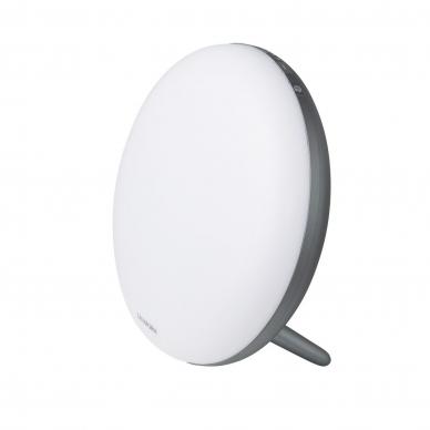 Šviesos terapijos lempa Lanaform Lumino LED Silver 10.000 Lux