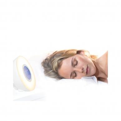 Šviesos terapijos žadintuvas Lanaform Wake Up Light 5