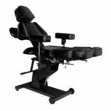 Krēsls tetovēšanai ELECTRIC INK (Black)