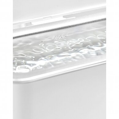 Ultragarsinė vonelė Lanaform Ultrasonic Cleaner 400ml, 30W 6