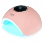 UV/LED nagų lempa 48W PINK