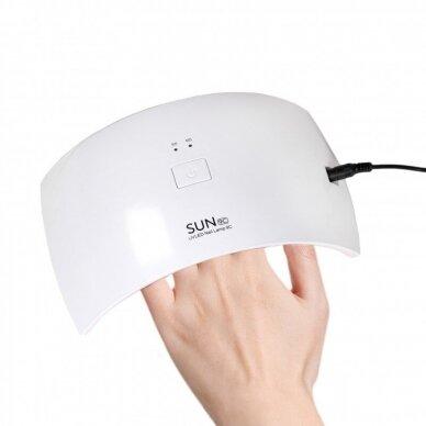 UV/LED nagų lempa 24W 3