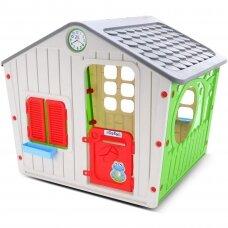 Bērnu rotaļu māja GARDEN GREEN