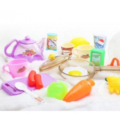 Žaislinis virtuvės rinkinys TOY KITCHEN SET 3