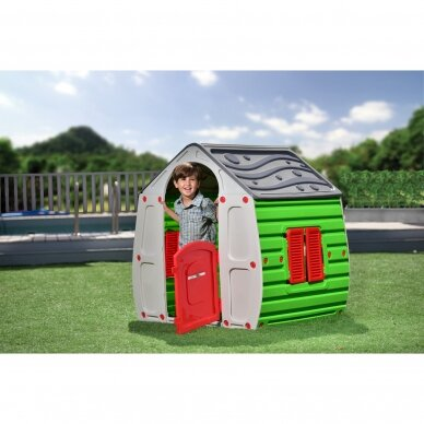 Vaikiškas žaidimų namelis MAGIC DAY 7