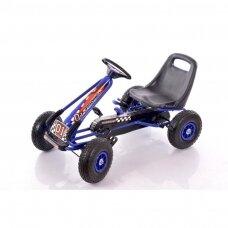 Velomobilis BLACK BLUE (3-8Y)