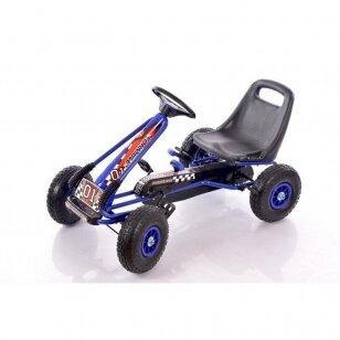 Velomobile BLACK BLUE (3-8Y)