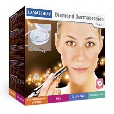 Veido šveitimo aparatas Lanaform Diamond 3