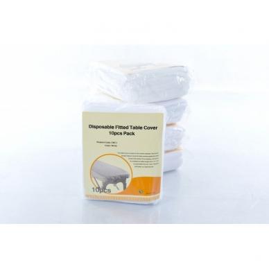Ühekordsed massaažilauapesu (10 tk.) 2