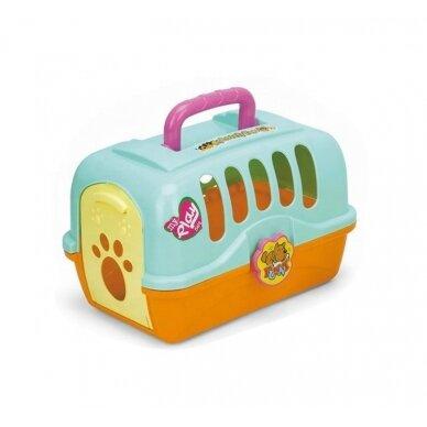 Žaislinis veterinarinių įrankių rinkinys LITTLE DOCTOR 3